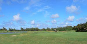 タートルベイのゴルフ場