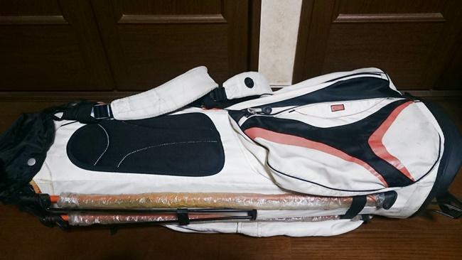 キャディバッグやゴルフバッグの処分方法