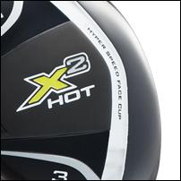 キャロウェイ X2 HOT フェアウェイウッド テクノロジー