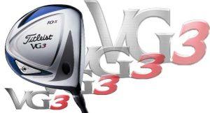 タイトリスト VG3 ドライバー 2014年モデル