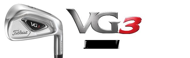 タイトリストVG3アイアン買取