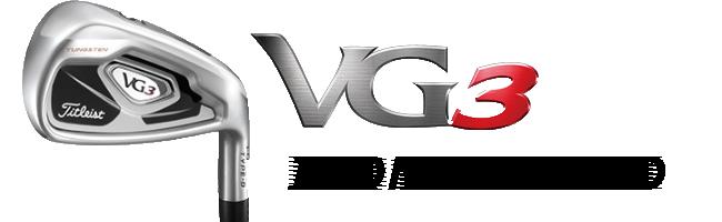 タイトリストVG3アイアンタイプD買取